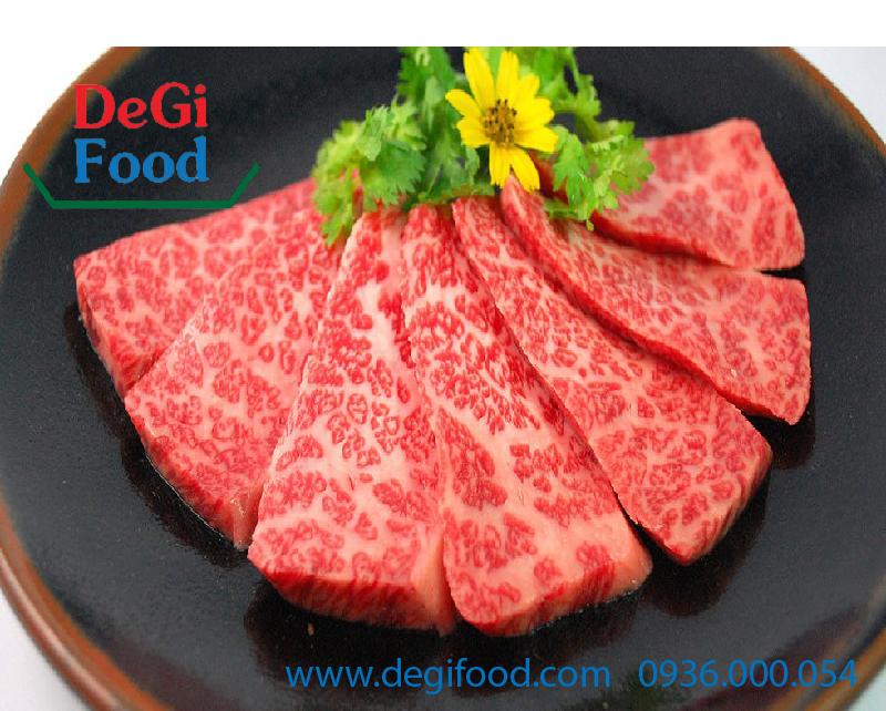 Thịt bò Mỹ nhập khẩu