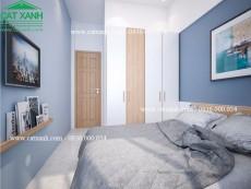Mẫu thiết kế nội thất phòng ngủ đẹp sang trọng