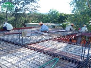 Thi công xây dựng biệt thự trọn gói giá rẻ tại Vũng Tàu
