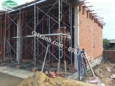 Công trình thi công xây dựng nhà phố quận 9