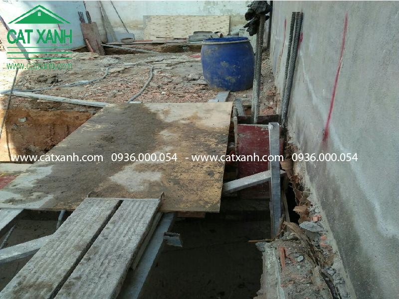 thi công nhà phố tại Tân Bình